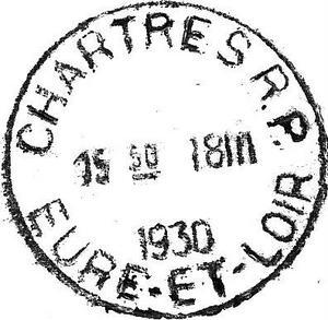 Chartres R.P. autoplan 1
