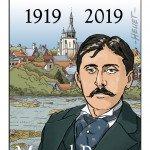 2019, Printemps Proustien