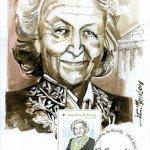 FDC Jacqueline de Romilly